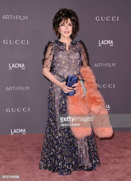Carole Bayer Sager attends the 2017 LACMA Art Film gala at LACMA on November 4 2017 in Los Angeles California