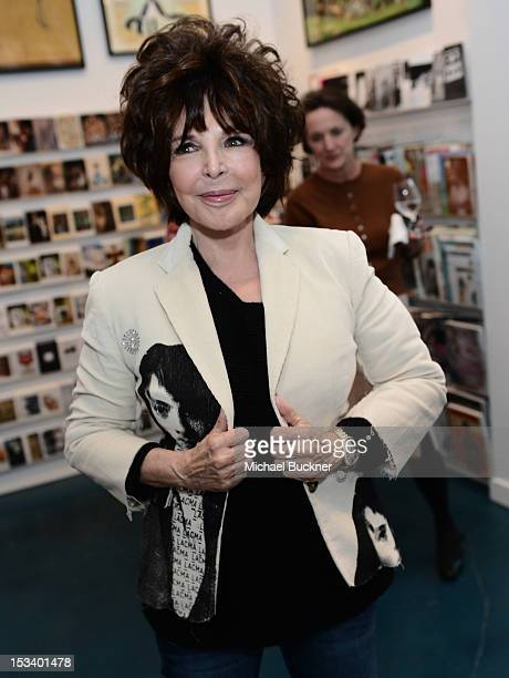 Carole Bayer Sager attends the Director's Circle Celebration of WEAR LACMA Inaugural Designs by Johnson Hartig For Libertine And Gregory Parkinson at...