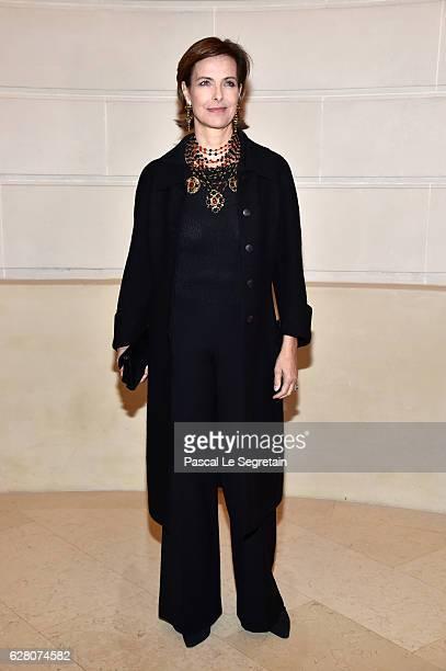 23445a795978 Carole Bouquet attends  Chanel Collection des Metiers d Art 2016 17 Paris  Cosmopolite.