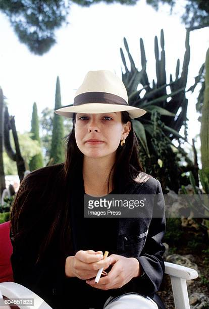 Carole Bouquet circa the 1980s