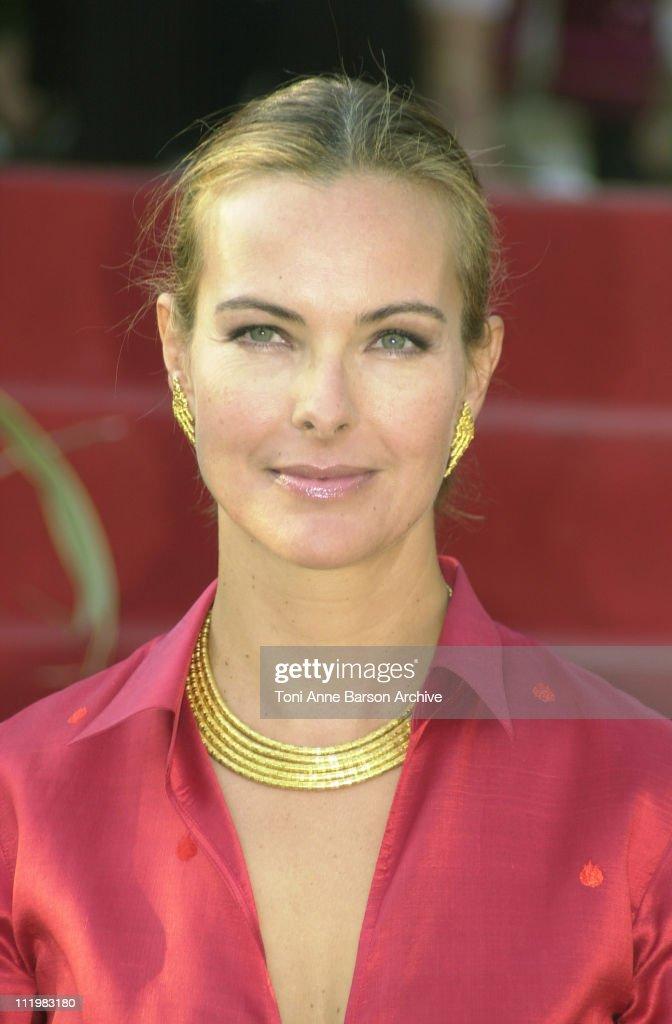 Saint-Tropez Fiction Television Festival 2001 - Carole Bouquet - Madame de