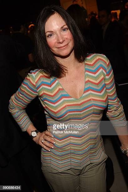 Carole Caplin attends Celebration honoring the winners of the 2004 Vanity Fair Essay Contest sponsored by Montblanc at Montblanc on March 23 2005 in...