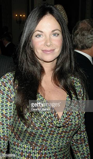 Carole Caplin attends the after party following the press night of 'Cabaret' at the Langham Hilton Hotel on October 10 2006 in London England
