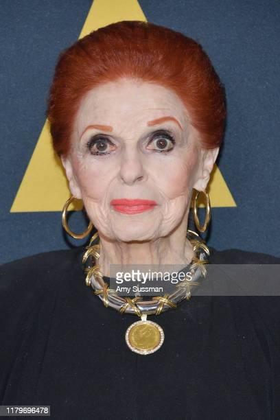 Carole Cook attends the inaugural Robert Osborne Celebration of Classic Film Series screening of Dodsworth presented by The Academy at Samuel Goldwyn...
