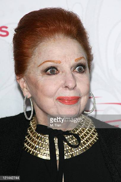 Carole Cook during 5th Annual TV Land Awards Arrivals at Barker Hangar in Santa Monica California United States