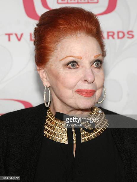 Carole Cook during 5th Annual TV Land Awards Arrivals at Barker Hanger in Santa Monica CA United States