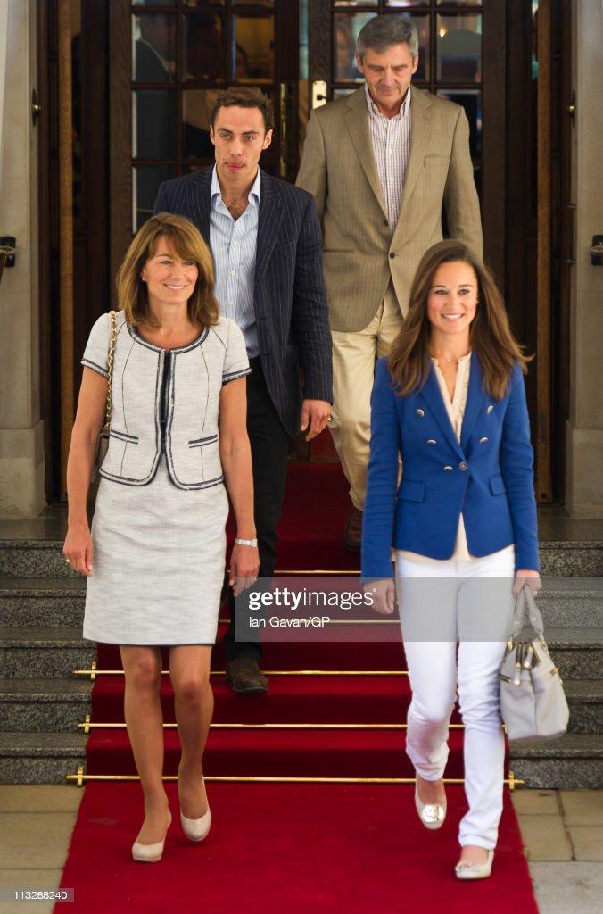 Royal Feature: Close Family Of The Duke & Duchess Of Cambridge