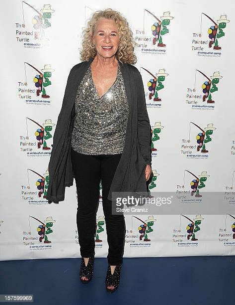 Carole King arrives at the A Celebration Of Carole King And Her Music To Benefit Paul Newman's The Painted Turtle Camp at Dolby Theatre on December 4...