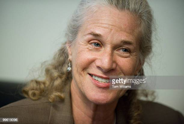 Carole King is interviewed by Roll Call in Longworth Building about her lobbying efforts for the Northern Rockies Ecosystem Protection Act September...