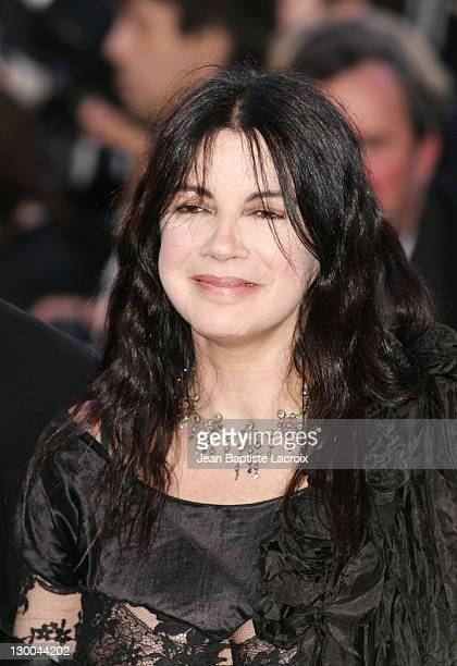 Carole Laure during 2004 Cannes Film Festival The Ladykillers Premiere at Palais Du Festival in Cannes France
