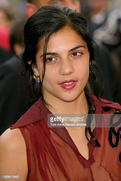 Carole Laure 's Daughter during 2004 Cannes Film Festival 'De Lovely' Premiere And Closing Ceremony at Palais Des Festival in Cannes France