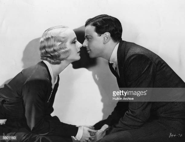 Carole Lombard and Norman Foster star in the film 'Up Pops The Devil' directed by A Edward Sutherland for Paramount