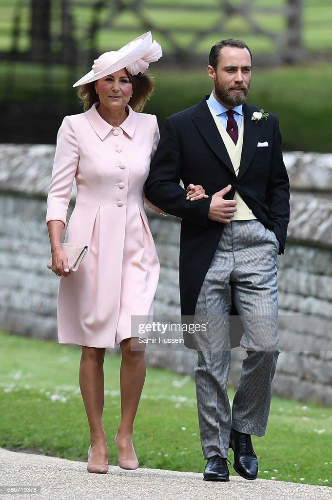 Wedding Of Pippa Middleton And James Matthews : Nieuwsfoto's
