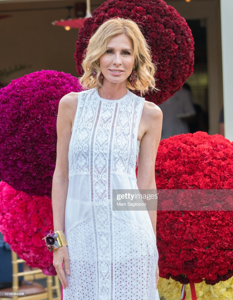 "Bronwen Smith Of B Floral Hosts a ""Circus Soiree' With RHONY's Carole Radziwill And The TODAY Show's Lillian Vazquez At Southampton Social Club"