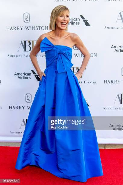 Carole Radziwill attends the 2018 American Ballet Theatre Spring Gala at The Metropolitan Opera House on May 21 2018 in New York City