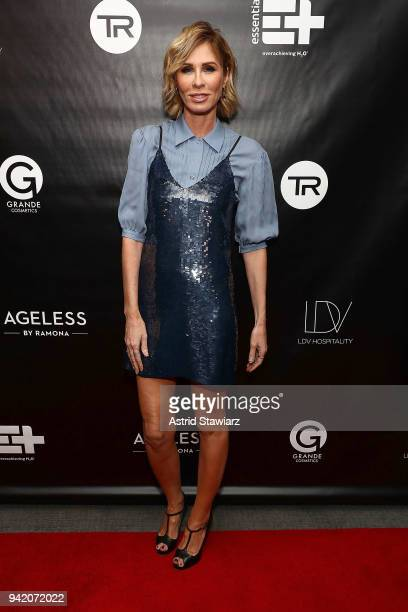 Carole Radziwill attends The Real Housewives of New York Season 10 premiere celebration at LDV Hospitality's The Seville produced by Talent Resources...