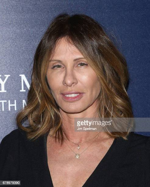 Carole Radziwill attends the Sony Pictures Classics' 'Paris Can Wait' screening hosted by The Cinema Society BNY Mellon at Landmark Sunshine Cinema...