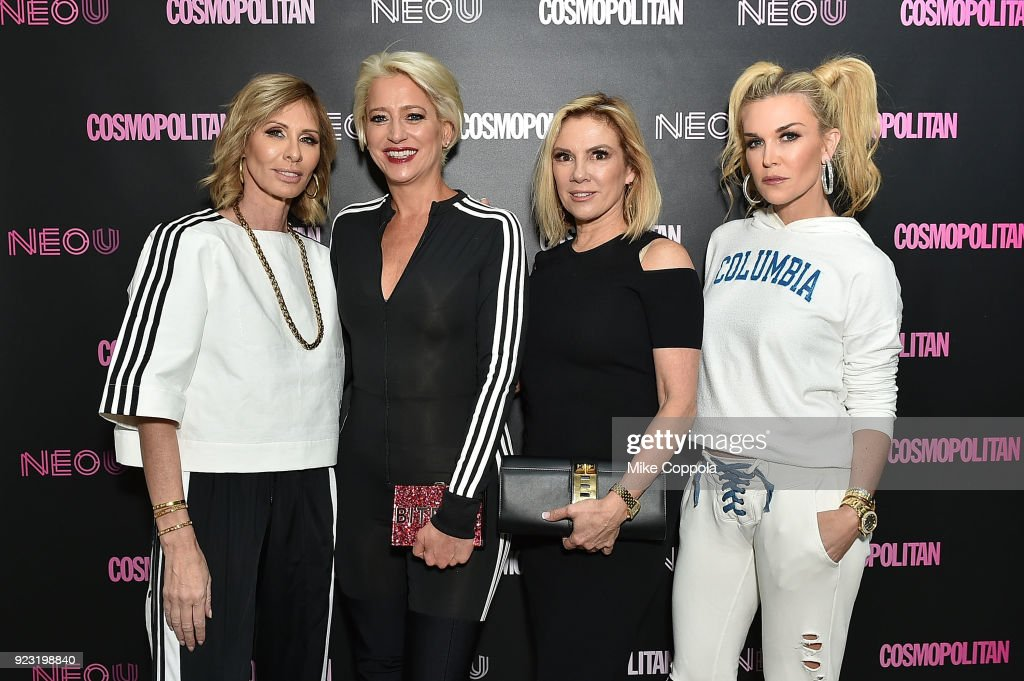 Cosmopolitan And Carole Radziwill Co-Host Opening of NEO U Fitness
