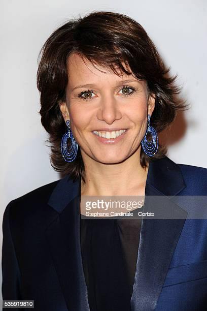 Carole Rousseau attends Madame Figaro 30th Anniversary Party at Salle Wagram in Paris