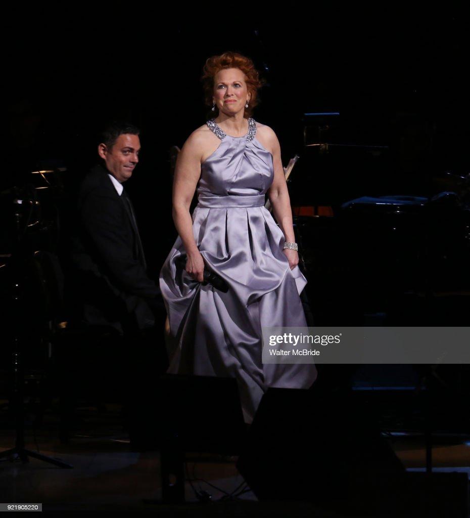 Broadway Classics In Concert : News Photo