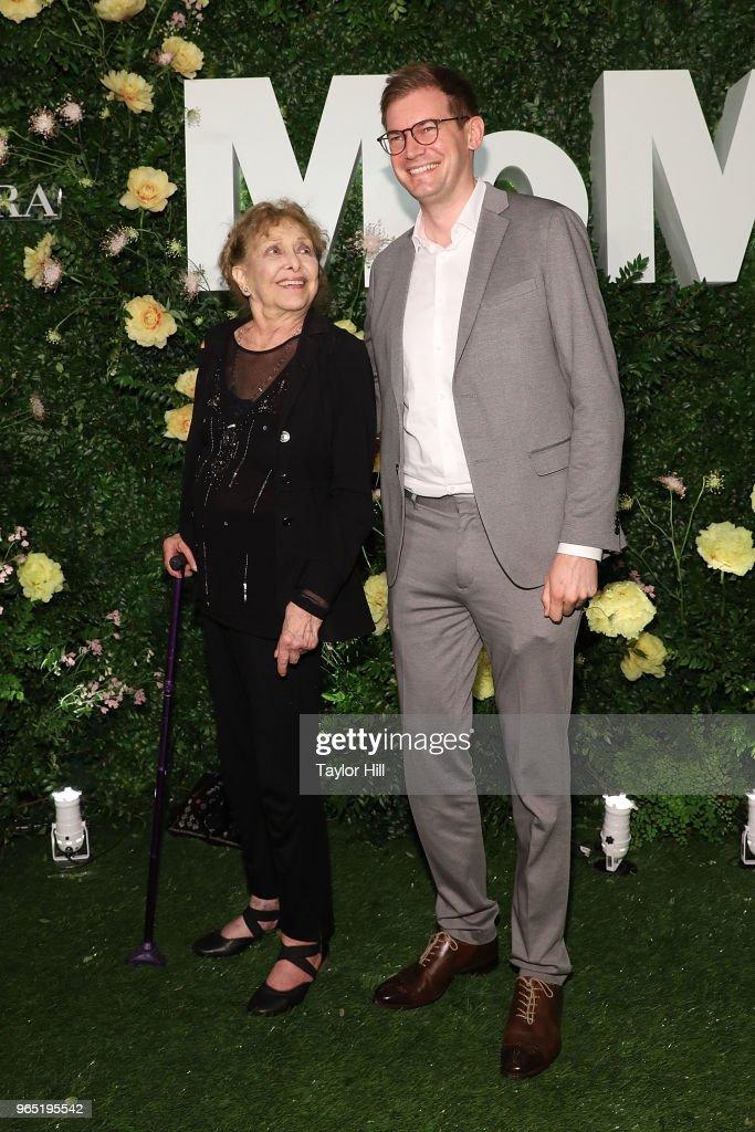 2018 MoMA Party In The Garden : News Photo