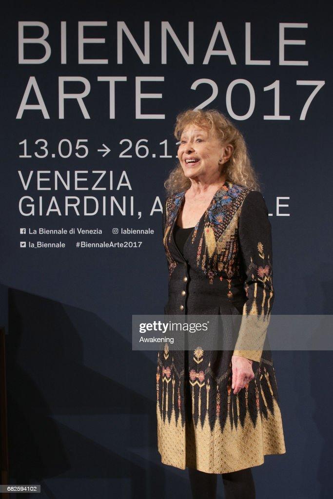 57. International Art Biennale In Venice - Opening Ceremony : News Photo