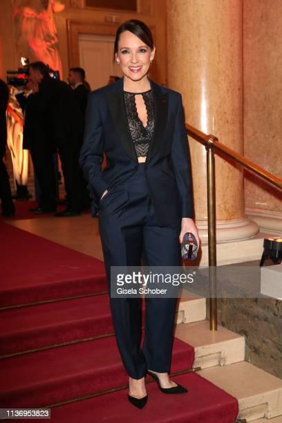 Carolin Kebekus during the ROMY award at Hofburg Vienna on April 13 2019 in Vienna Austria