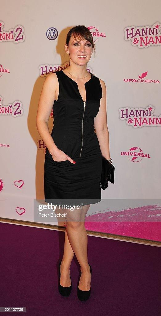 Carolin Kebekus, Weltpremiere vom Kinofilm \'Hanni & Nanni 2 ...