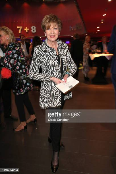 Carolin Reiber during the opening night of the Munich Film Festival 2018 at Mathaeser Filmpalast on June 28 2018 in Munich Germany