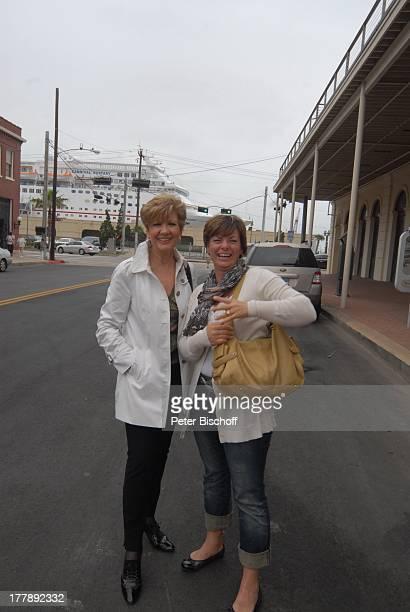 Carolin Reiber Susanne Beck Zuschauerreise Insel Galveston Texas Nordamerika USA Amerika Volksmusikreise ZuschauerReise Moderatorin