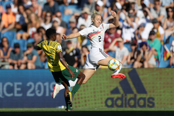 FRA: South Africa v Germany: Group B - 2019 FIFA Women's World Cup France