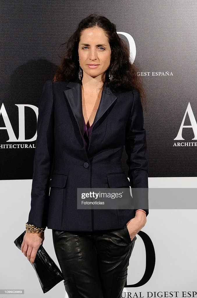 Celebrities Attend 'AD Arquitectural and Design Awards' 2011