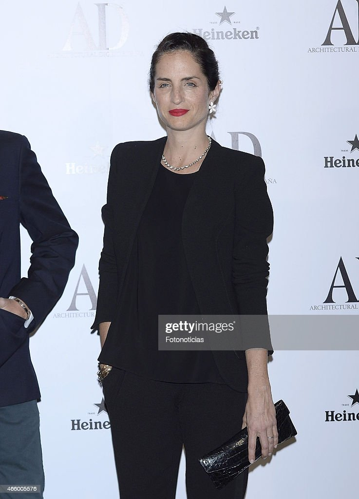 AD Architectural Digest Awards 2015 in Madrid