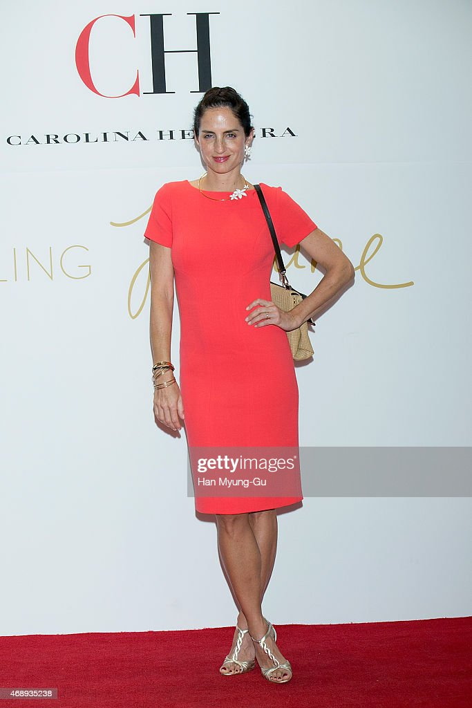 CH Carolina Herrera Launch Photocall