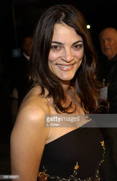 """Carolina Bacardi during """"Veronica Guerin"""" - Los Angeles Premiere - Red Carpet at The Bruin Theater in Westwood, California, United States."""