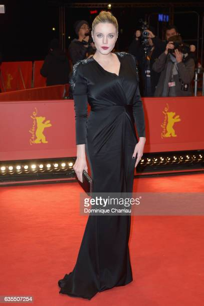 Carolina Bang attends the 'The Bar' premiere during the 67th Berlinale International Film Festival Berlin at Berlinale Palace on February 15 2017 in...
