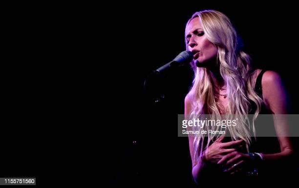 Carolina Cerezuela of Anglada Cerezuela performs on June 13 2019 in Madrid Spain
