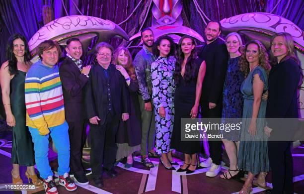 Carolina Garcia Daniel Pemberton Ted Biaselli Creatures Costume Designer Brian Froud Assistant Costume Designer Wendy Froud Shazad Latif Natasha...