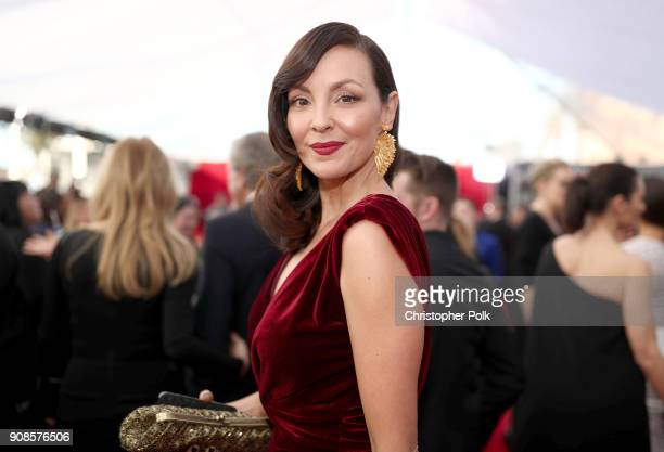Carolina Gomez attends the 24th Annual Screen Actors Guild Awards at The Shrine Auditorium on January 21 2018 in Los Angeles California 27522_010