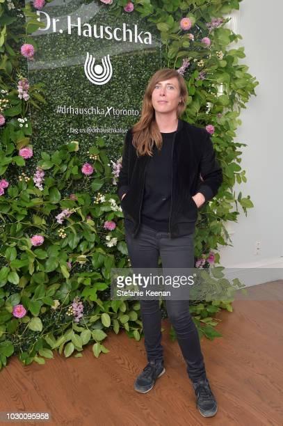 Carolina Hellsgard attends German Films X Dr Hauschka Reception at the 43rd Toronto International Film Festival on September 9 2018 in Toronto Canada