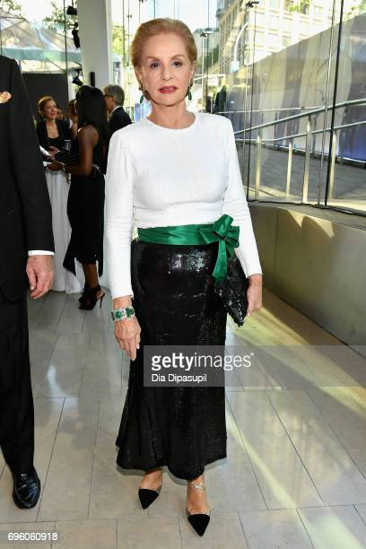 Carolina Herrera attends the 2017 Fragrance Foundation Awards Presented By Hearst Magazines at Alice Tully Hall on June 14, 2017 in New York City.