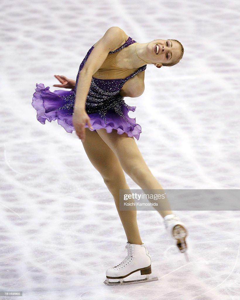 ISU Grand Prix Of Figure Skating 2007/2008 NHK Trophy Day 2 : News Photo