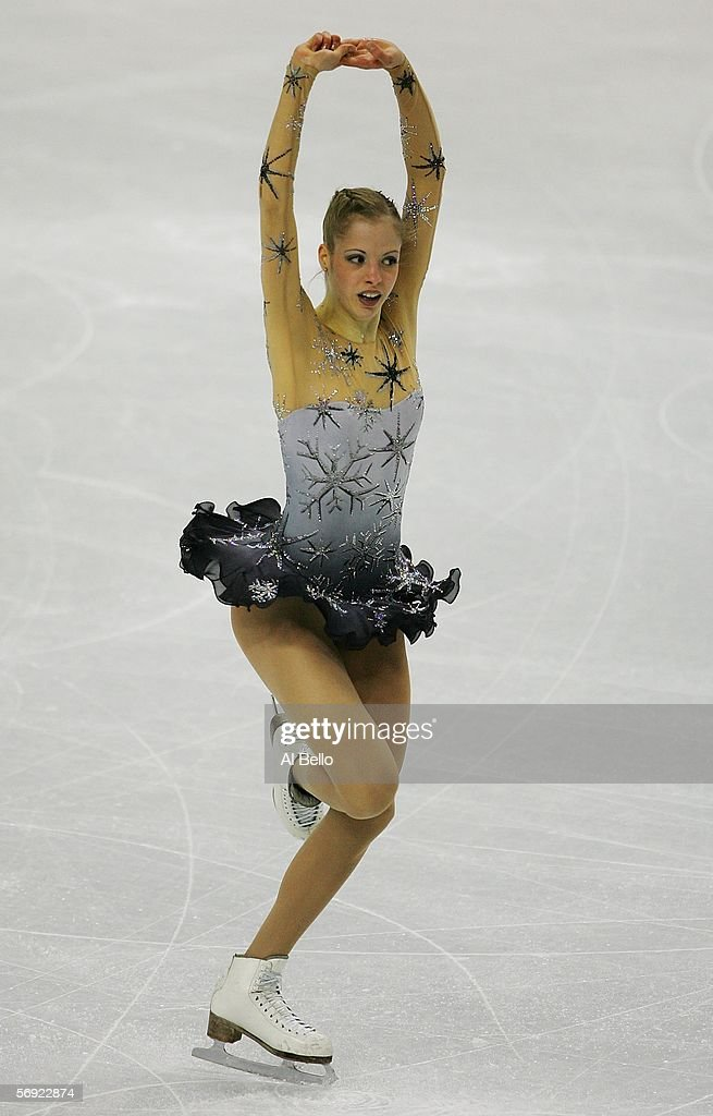 Olympics Day 13 - Ladies Figure Skating : News Photo