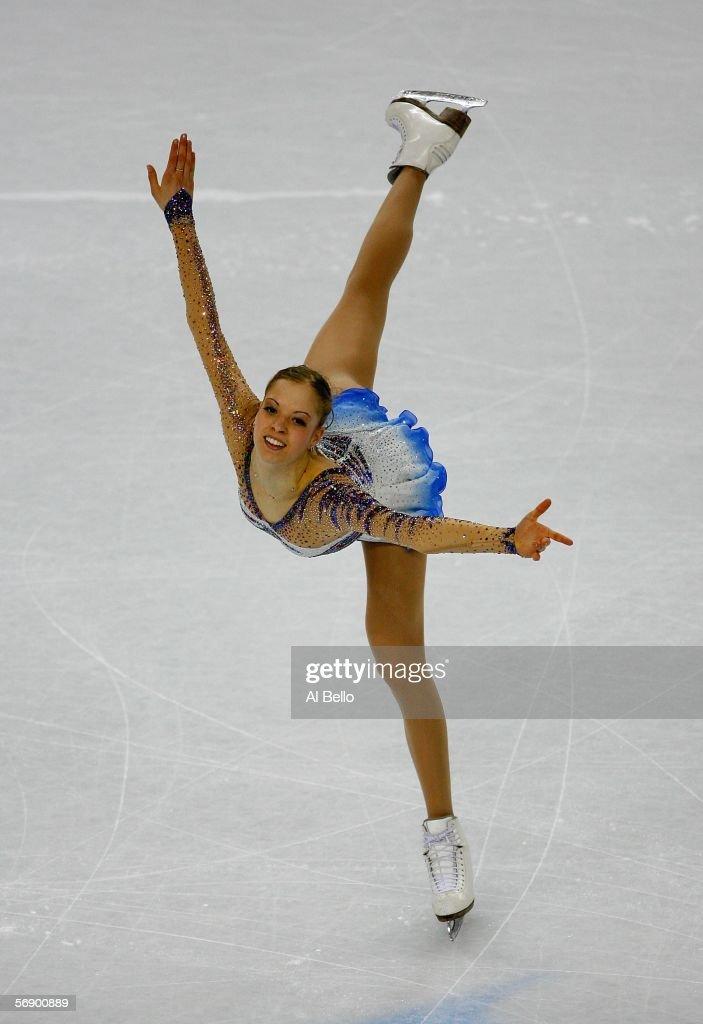 Olympics Day 10 - Ladies Figure Skating : News Photo