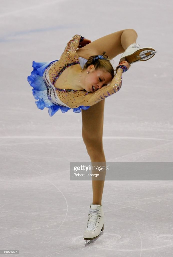 Olympics Day 10 - Ladies Figure Skating : News Photo