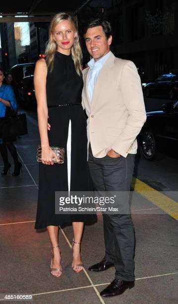 Carolina Kurkova and Archie Drury seen on April 16 2014 in New York City