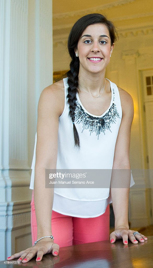 Carolina Marin Portrait Session