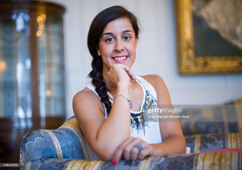 Carolina Marin Portrait Session