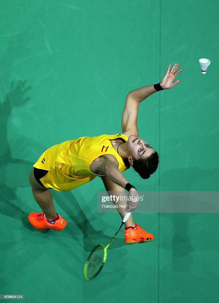 BWF Dubai World Superseries Finals - Day One