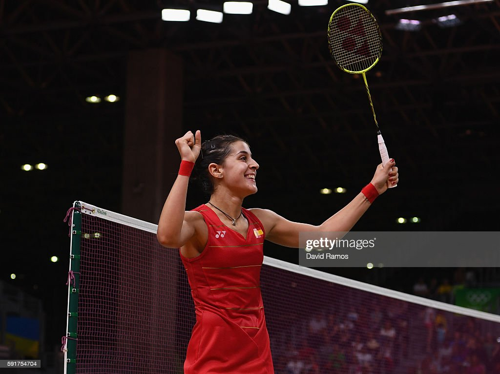 Badminton - Olympics: Day 13